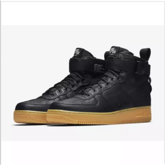 Nike SF Air Force 1 Mid Boots 917753 003 Size 11 NWT